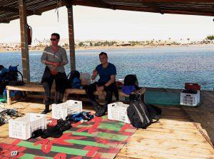 Marsa Alam Gruppenreise local guide Tauchen Diving discover tauchen marina equinox marsa alam