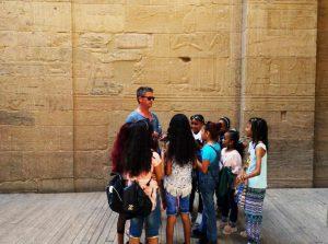 Marsa Alam Gruppenreise Tempel Assuan Philae local guide