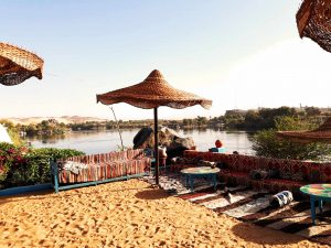 nubisches Hotel Assuan discover private tour
