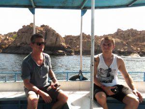 Assuan Bot Philae Tempel local guide private Tour