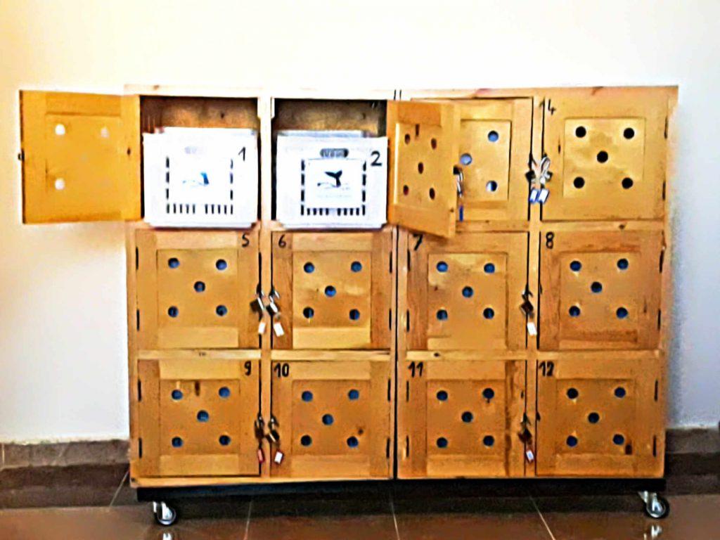 lockers equipmentraum dicover-with-me schliessfächer