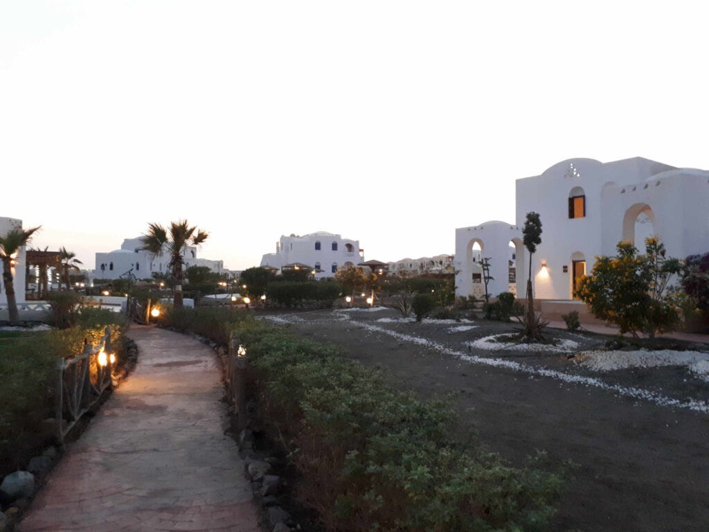 Beach safari Hotel Marsa Alam