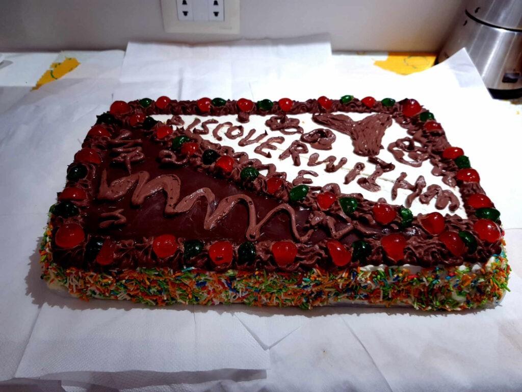 Cake Galadinner Safari